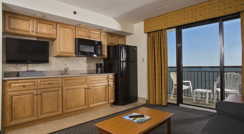 North Myrtle Beach – 3 nights in oceanfront suite for $199.