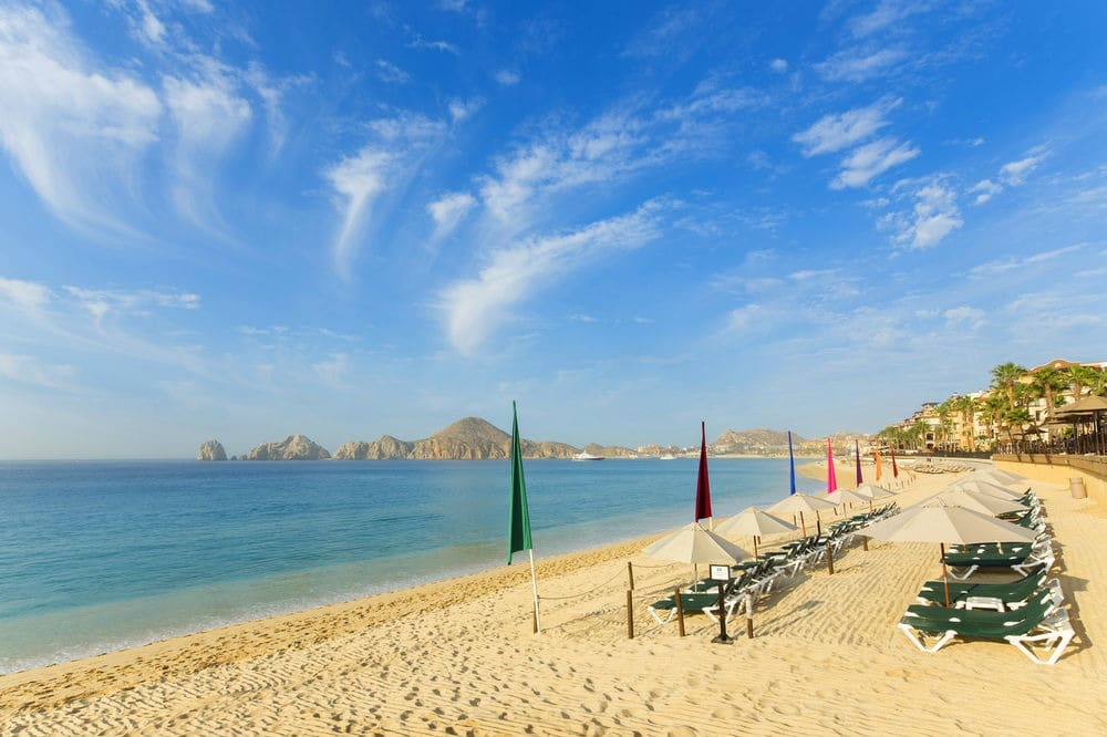 5 nights all-inclusive beach front luxury accommodation in on Cabo san Lucas for $599.