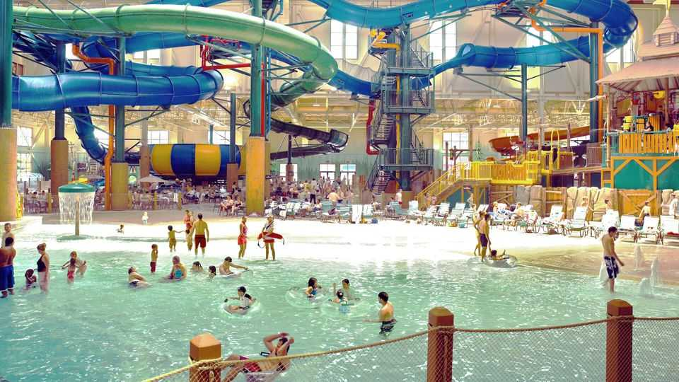 Fairfield Inn & Suites – Wisconsin Dells, 3 nights in a luxury accommodation for $349.